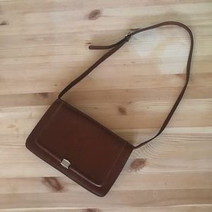 Vintage Bally Crossbody Purse